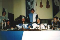 """1996 Erste vallc. Hofhaltung \""""Das Dreikönigstreffen\"""""""