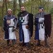 Sir Damian, Sir Gerrit, Knappin Alexandra